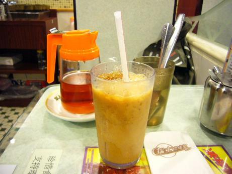 瑞士咖啡室 凍奶茶.JPG