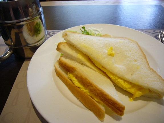 P1120119 腿蛋三文冶 馬�コ里 Madrid Cafe.jpg