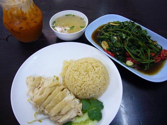 P1140840 文堂吉新加坡雞飯.海南雞飯.2jpg