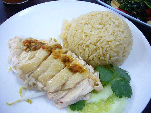 P1140845 文堂吉新加坡雞飯. 海南雞飯.jpg